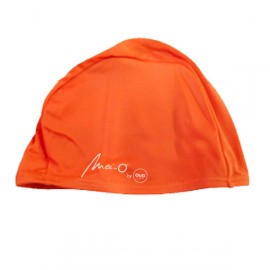 Bonnet de bain  maille enfant orange Meio ®